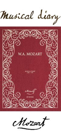 Mozart's Musical Diary