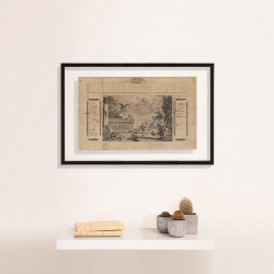Un diplôme maçonnique signé Benjamin Franklin