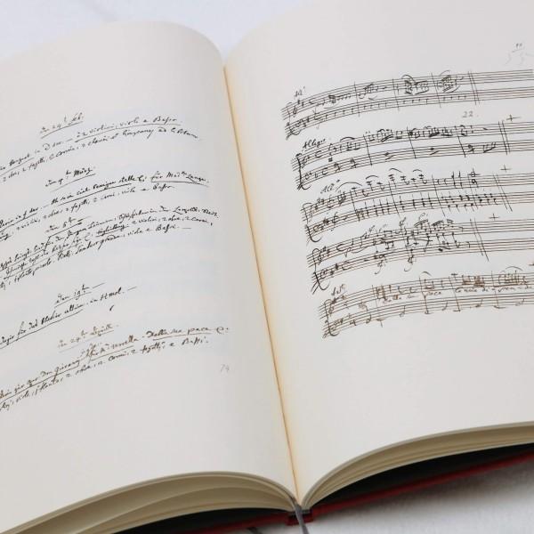 Mozart's Musical Diary