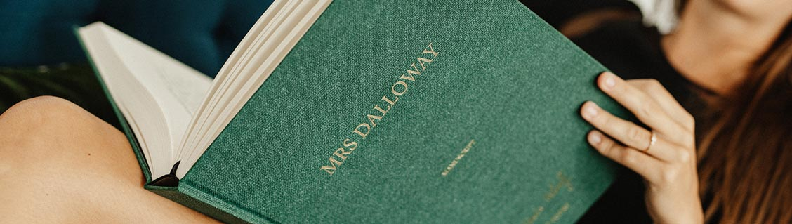 Mrs Dalloway, the manuscript of Virginia Woolf